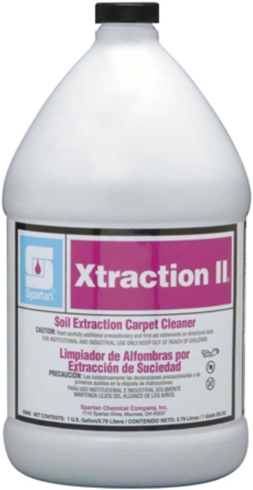 Spartan Contempo supreme shopping Xtraction II Carpet 4 Gallons Per Cas Cleaner
