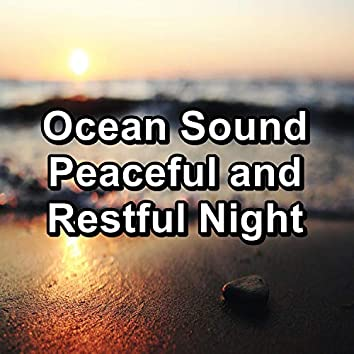 Ocean Sound Peaceful and Restful Night
