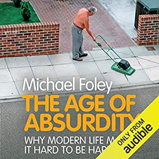 The Age of Absurdity cover art