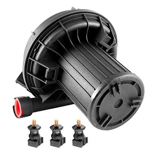 AUTOMUTO Exhaust Air Pump fits for 2003-2010 BMW 325xi 330Ci 525i 530i M5 5.0L X3 3.0L 11727571589 Air Pump Assembly