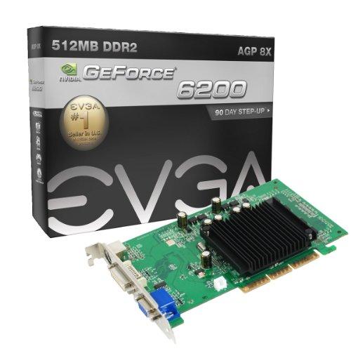 EVGA -   NVIDIA GeForce 6200