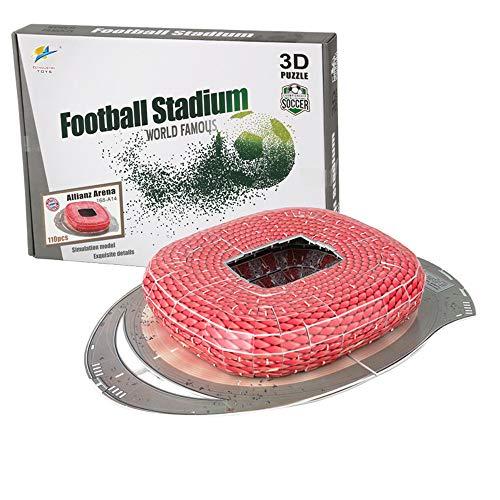 N\A 3D Puzzle Allianz Arena Stadium 110St