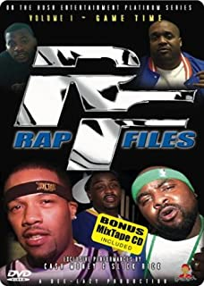 Rap Files Vol 1 Game Time