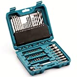 Makita P-90358 - Set di accessori pro trapano (60 pezzi)