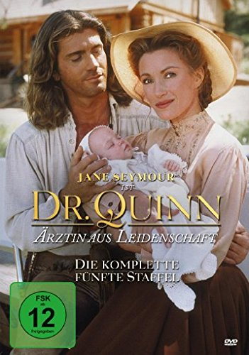 Dr. Quinn - Ärztin aus Leidenschaft Staffel 5 (Amaray) [7 DVDs]
