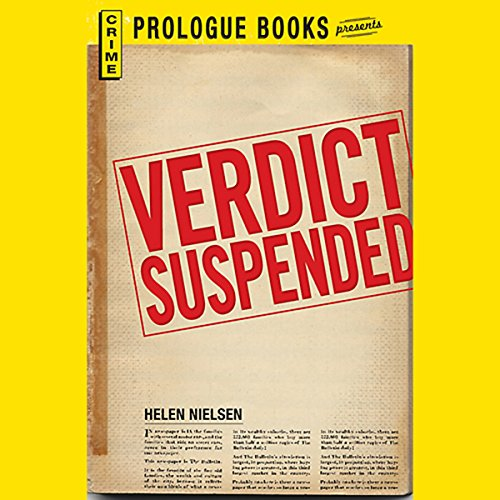 Verdict Suspended audiobook cover art