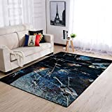 Starwars Super Hero Collection Area Rugs Non-Slip Floor Mat Door Mats Home Carpet for Bedroom Indoor Outdoor Kids Play Mat Nursery 3x5 4x6 5x8 ft YouSet Decor (3x5 ft, Starwars 07)