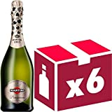 Pétillant - Mousseux - Martini Prosecco Italie vin blanc effervescent x6 - DOC Prosecco