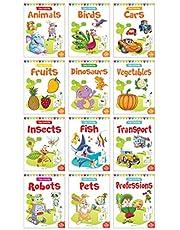 Colouring Books for kids (Pack of 12 Books for Children )