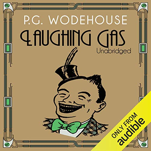 Laughing Gas Audiobook By P. G. Wodehouse cover art
