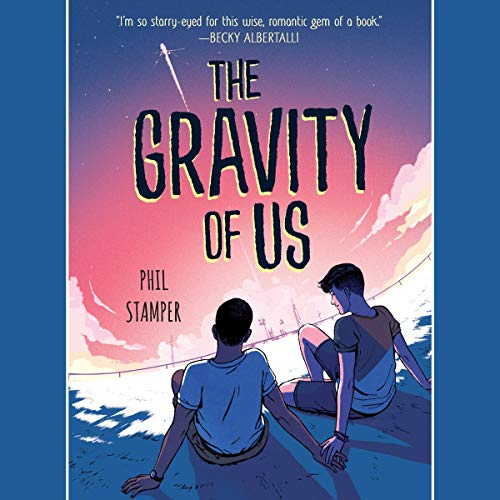 Page de couverture de The Gravity of Us