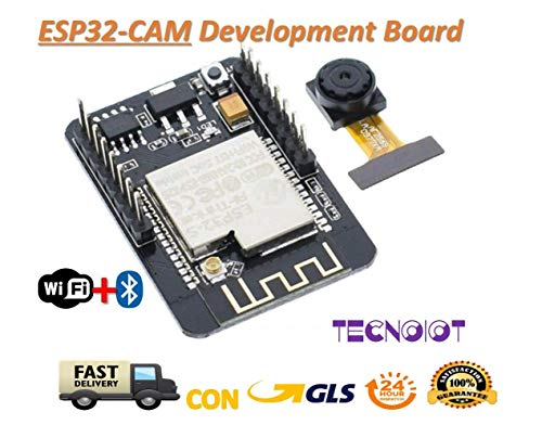 Camera Module ESP32-CAM Bluetooth Module WIFI Board Development ESP32 OV2640 (Camera Included)