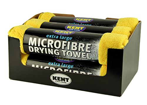 Kent Car Care Microfibre Drying