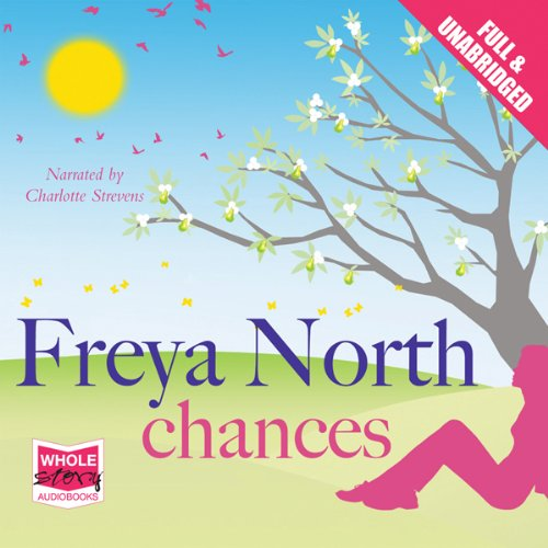 Chances audiobook cover art