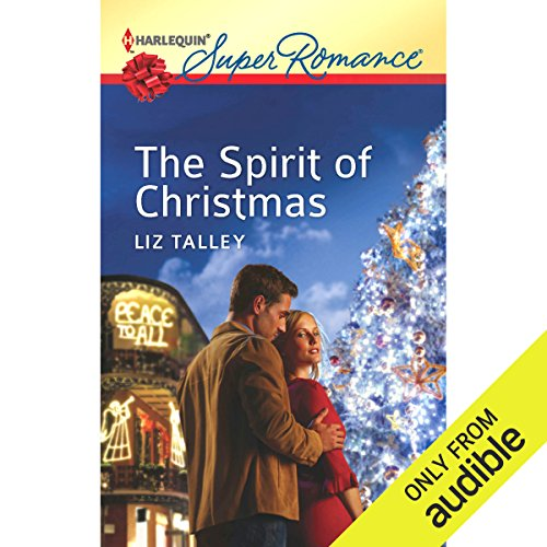 The Spirit of Christmas audiobook cover art