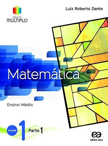 Projeto Multiplo - Matemática Volume 1