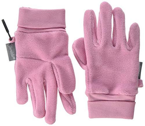 Sterntaler Mädchen Fingerhandschuh Handschuhe, Rosa (Hellrosa 728), 4