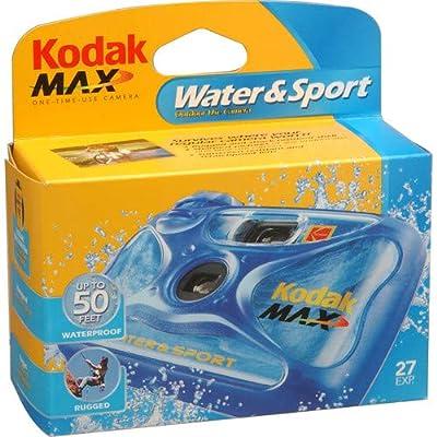 New Kodak Weekend Underwater Disposable Camera Excellent Performance from Kodak