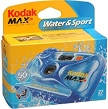 عملکرد عالی یکبار مصرف دوربین یکبار مصرف در زیر آب جدید Kodak Weekend
