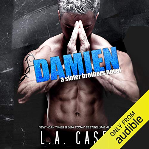 Damien cover art