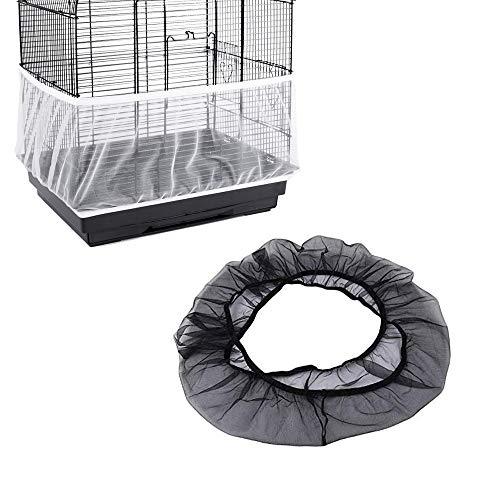 SNOMEL Premium Large Bird Cage Seed…
