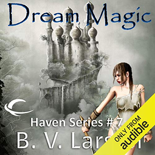 Dream Magic audiobook cover art