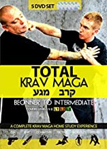 Total Krav Maga Home Study Course (5 DVDs + Training Manual) - Beginner to Intermediate