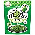 カルビー miino そら豆しお味 28g ×12袋