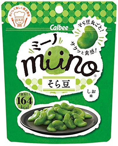 miino そら豆 しお味 12袋