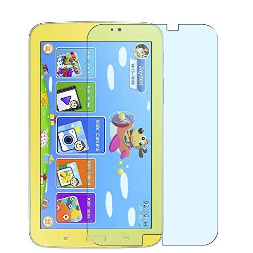 Vaxson 2 Unidades Protector de Pantalla Anti Luz Azul, compatible con Samsung Galaxy Tab 3 Kids Edition 7' [No Vidrio Templado] TPU Película Protectora