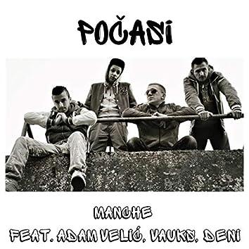 Počasi (feat. Adam Velić, Vauks, Deni)