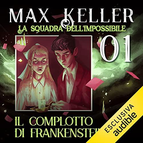 Il complotto di Frankenstein copertina