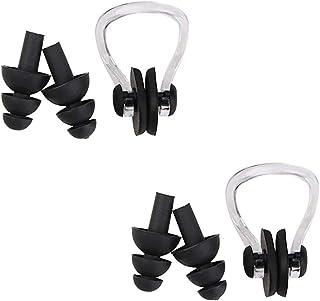 Beweis Ohrstöpsel Stecker des Ohrs Weiches Silikon Zubehör zum Schwimmen Staub