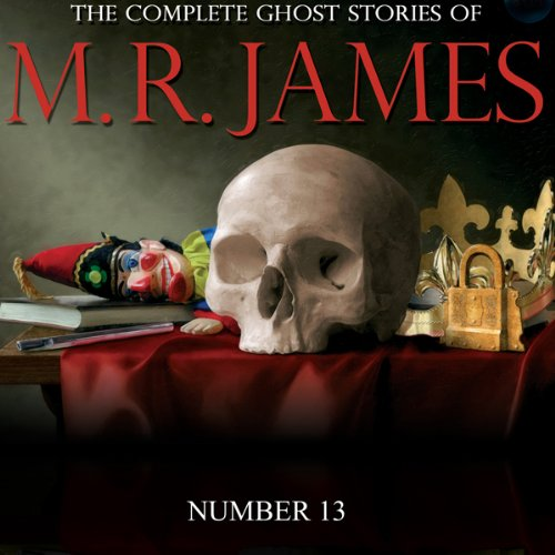 Number 13 audiobook cover art