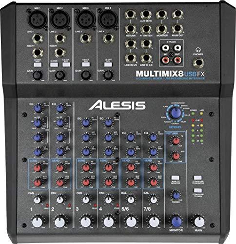 Alesis Multimix 8 USB FX Soundkarte