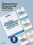 Kit Aprendendo Técnicas De Costura - Manequim - 5 Livros