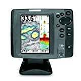 Humminbird 787c2 Combo 5-Inch Waterproof Fishfinder and Marine GPS Chartplotter With Dual-Beam Transducer
