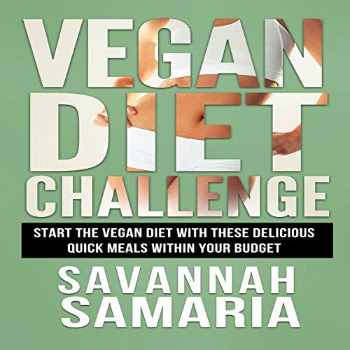 Vegan: Diet Challenge audiobook cover art