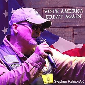 Vote America Great Again