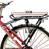 Generic qy-uk4–16Feb-20–3686* 1* * 5701* * Equipaje estante con rastrillo de V CY bicicleta alforja trasera Discos de Freno de Disc BR Ciclismo Ike Rea Capacidad 25kg, 25kg de capacidad de freno UK City UK UK