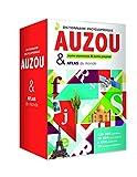 Coffret dictionnaire encyclopedique Auzou et atlas du monde
