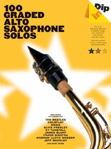 Dip in - 100 graded alto sax solos