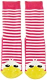 Country Kids Slipper Sock Dee Chaussettes, Rose (Pink), 12 Mois (Taille Fabricant: 6-12 Months) Mixte bébé