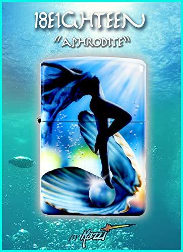 Zippo Mazzi Airbrush 18Eighteen Aphrodite Limited Edition 54/80 NEU+OPV