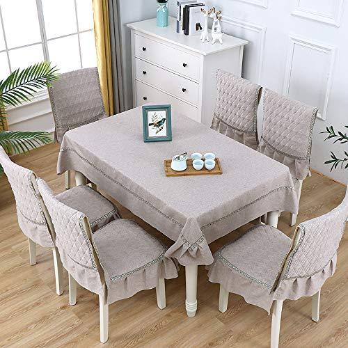 Katoen kussens en stoelen Suite kussen achterbank rechthoekige tafel,koffie Praag,150x200 lagen