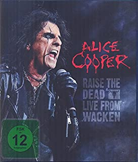 Raise The Dead / Masters of Madness Tour 2013  (2 CD + Blu Ray) (B00N2TYOXA) | Amazon price tracker / tracking, Amazon price history charts, Amazon price watches, Amazon price drop alerts