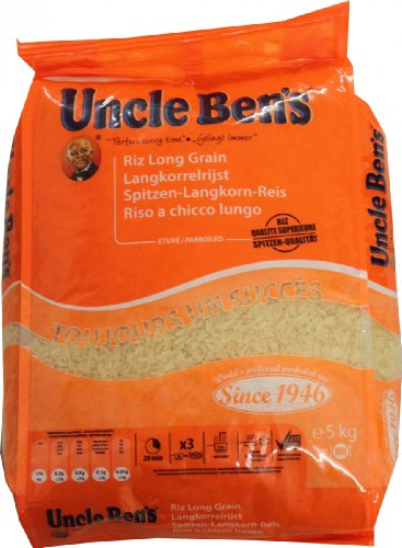 Uncle Bens Langkorn Reis 5kg