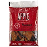 Traeger Grills PEL318 Apple 100% All-Natural Hardwood Pellets - Grill, Smoke, Bake, Roast, Braise,...