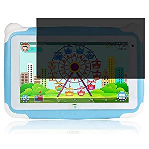 Vaxson Privacy Screen Protector, compatible with Fusion5 KD095 Kids Tablet 7