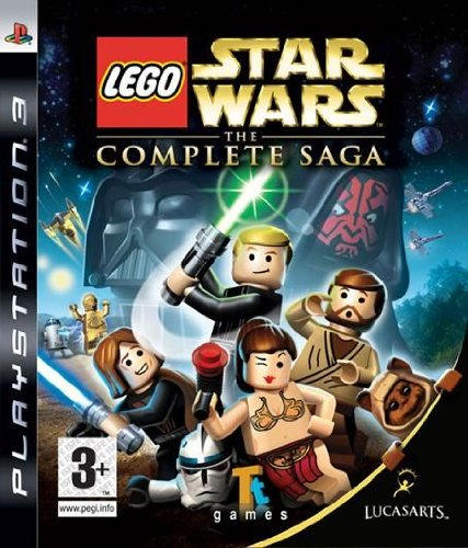Lego Star Wars: The Complete Saga (Sony PS3) [Import UK].